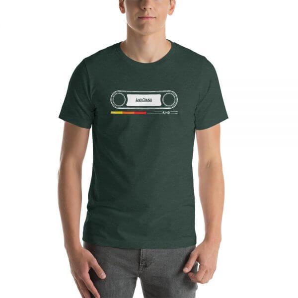 Land Crusier FJ-40 Shirt